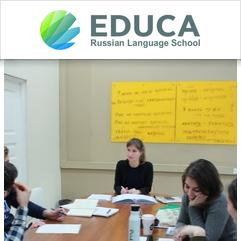 EDUCA Russian language school, St Petersburg