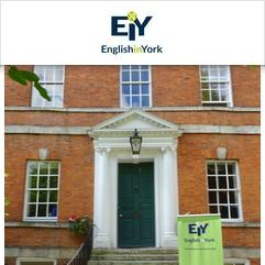 English in , York