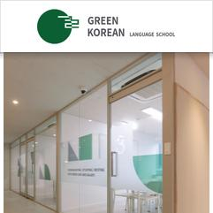 Green Korean Language School, Сеул