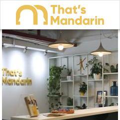 That's Mandarin, 上海