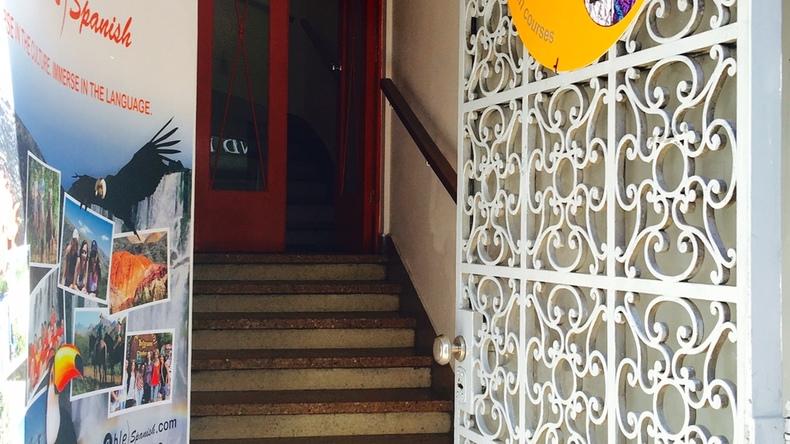 A.B.LE Spanish entrance
