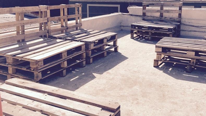 A.B.LE Spanish terrace