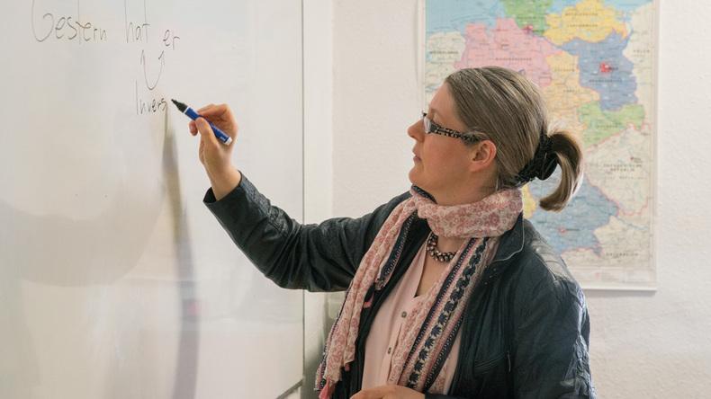 Teaching at Augsburger Deutschkurse