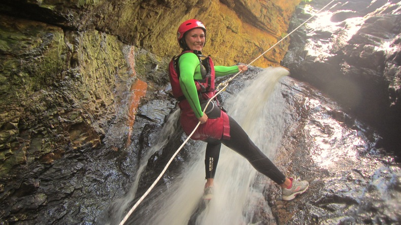 Canyoning - Garden Route