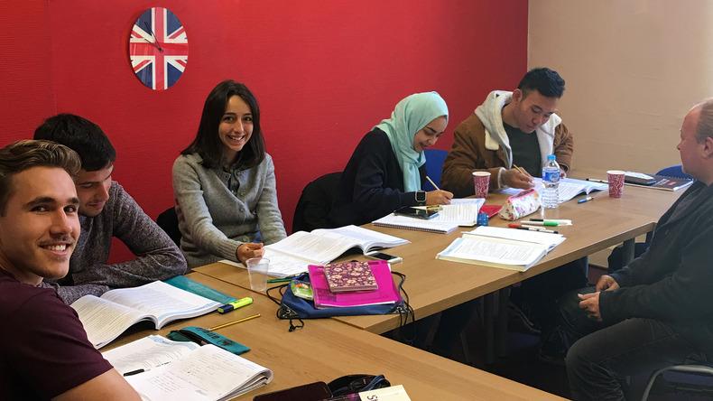 Studying at Britannia English Academy