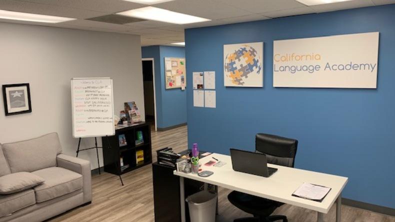 California Language Academy class