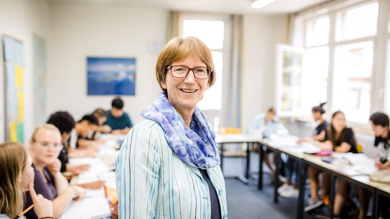 Carl Duisberg teacher