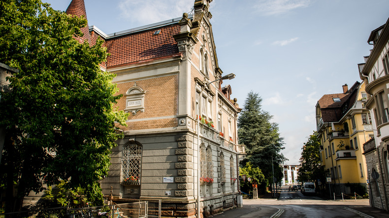 School building in Radolfzell