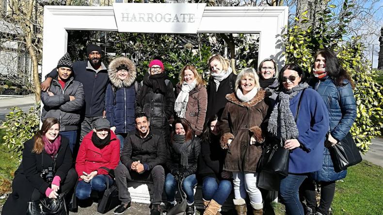 Students in Harrogate