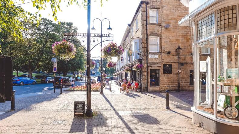 Streets of Harrogate
