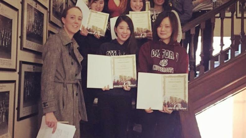 CIE certificates