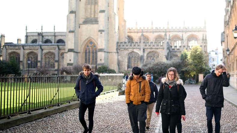Seeing Oxford