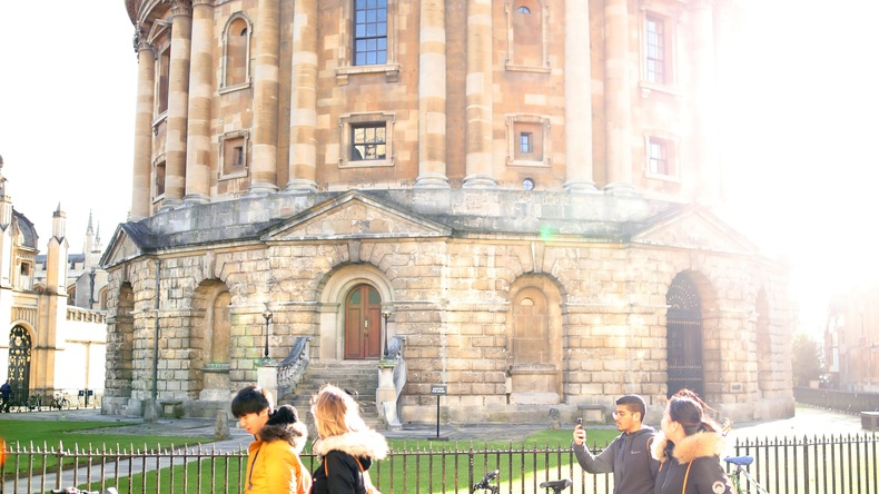 Excursions in Oxford