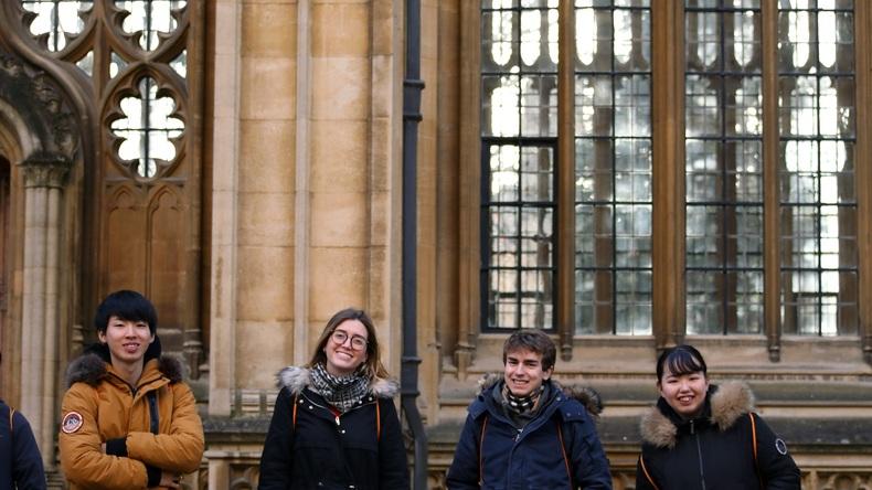 Touring Oxford