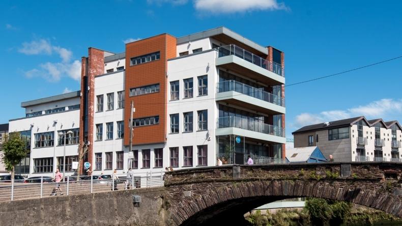 Cork English Academy school building