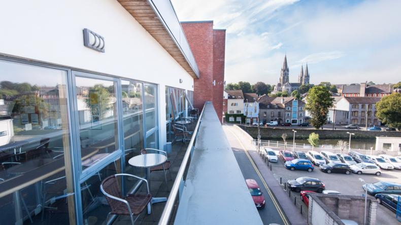 Cork English Academy terrace