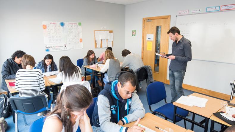 Cork English Academy lesson