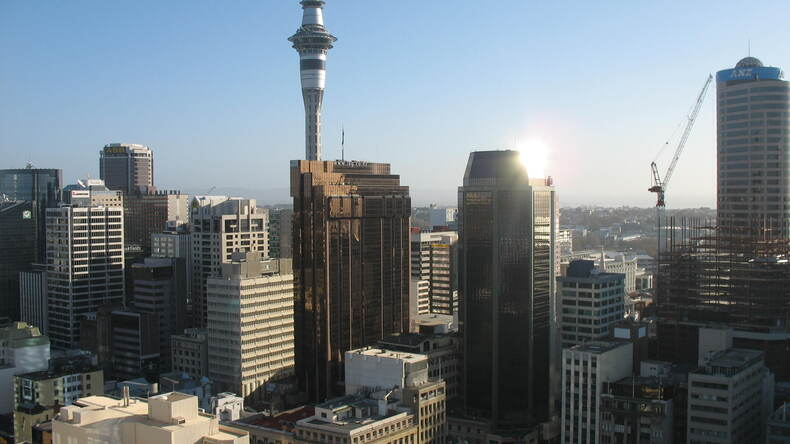 Seeing Auckland