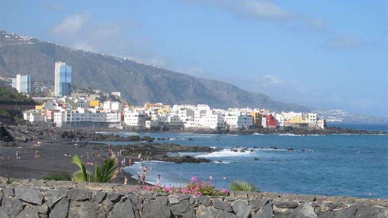 Views of Tenerife
