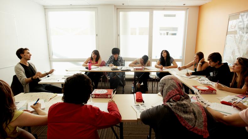 EC English class