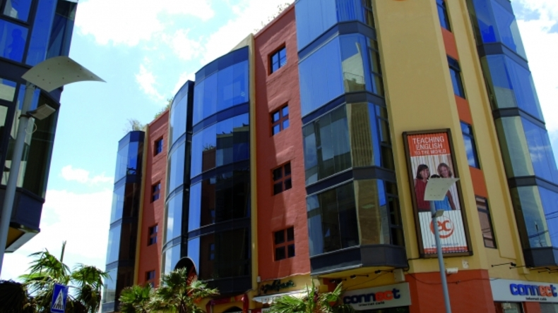 Schhol building