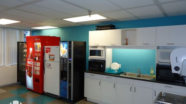 School kitchen facilities