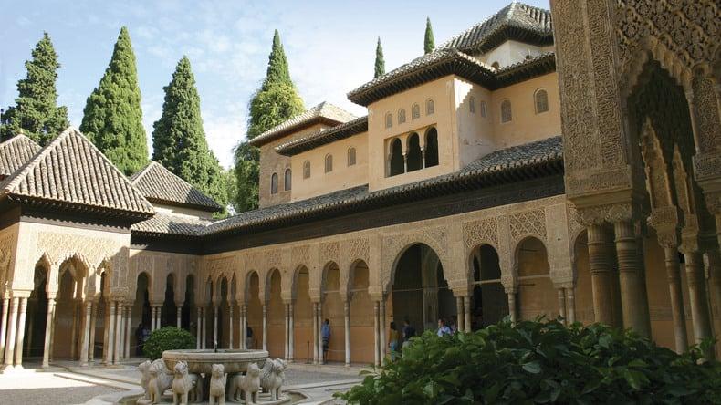 Seeing Granada