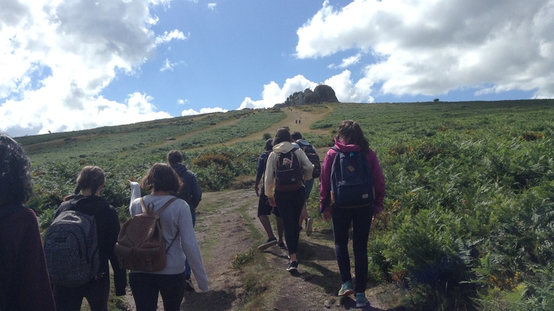 Excursion to Dartmouth
