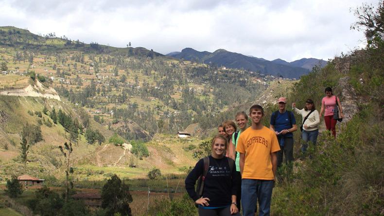 Hiking in Cuenca