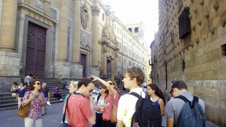 Seeing Salamanca