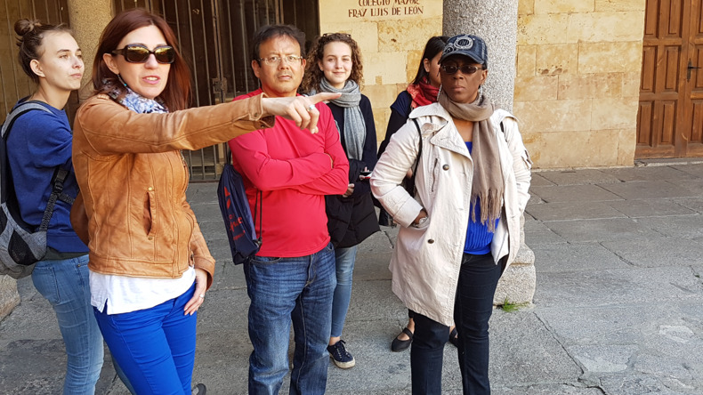 Learning about Salamanca