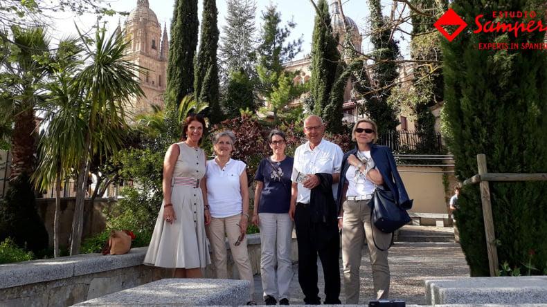 Excursions in Salamanca