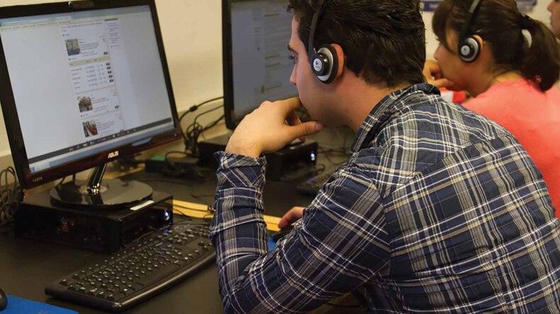 Eurocentres computer facilities