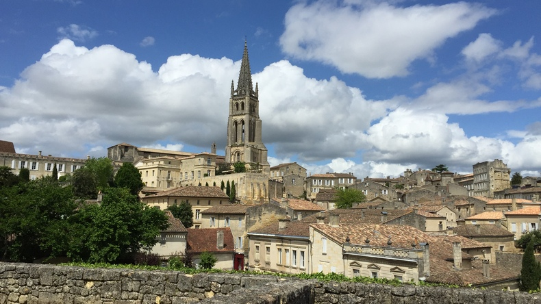 Visiting Saint-Émilion