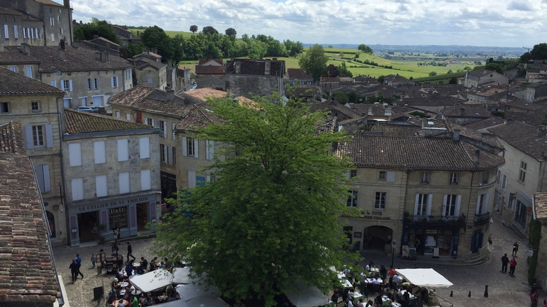 Day trip to Saint-Émilion