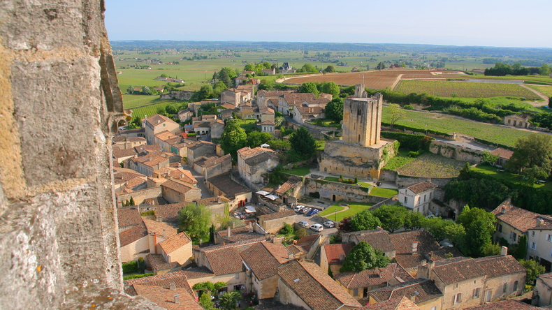 Views of Saint-Émilion