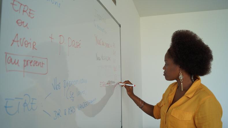 France Langue teacher