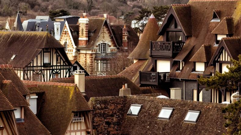 Buildings in Rouen