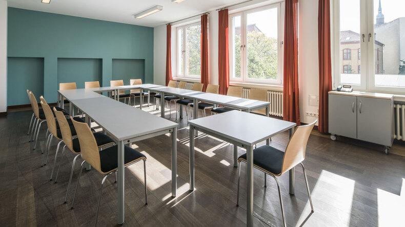 German Language School classroom