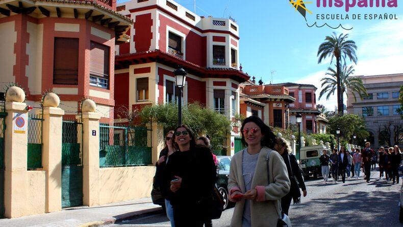 Exploring Valencia