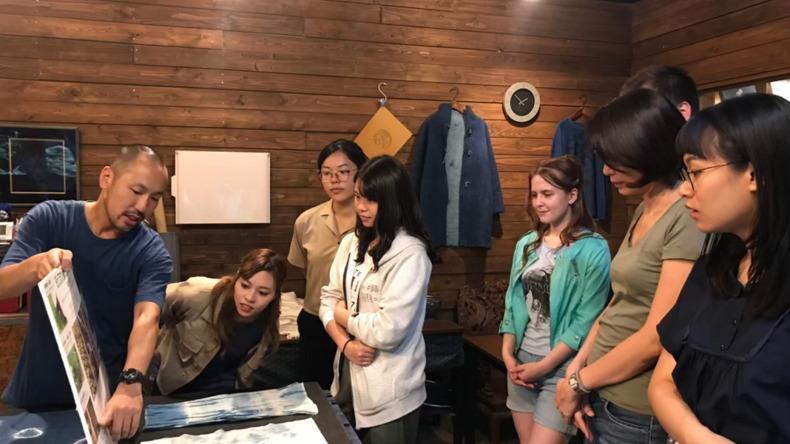 Hokkaido JaLS students