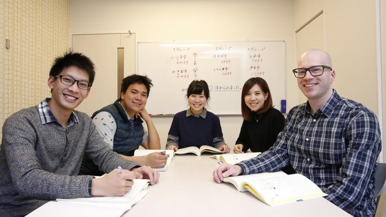 Hokkaido JaLS lesson