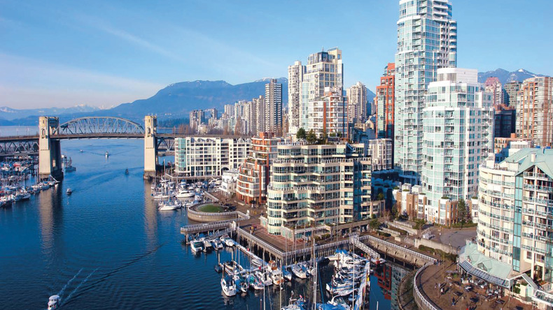 Views of Vancouver
