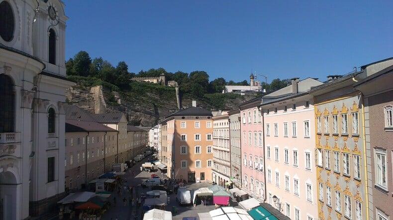 Streets of Sazburg