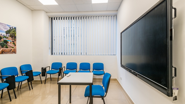 Modern facilities at Inlingua