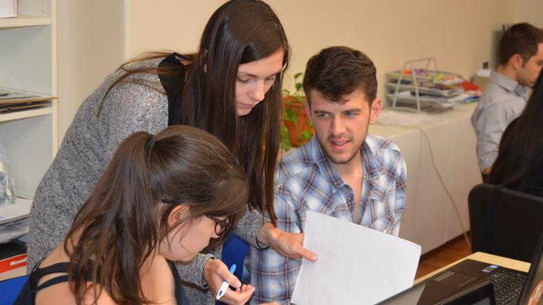 Instituto Hispanico de Murcia lesson