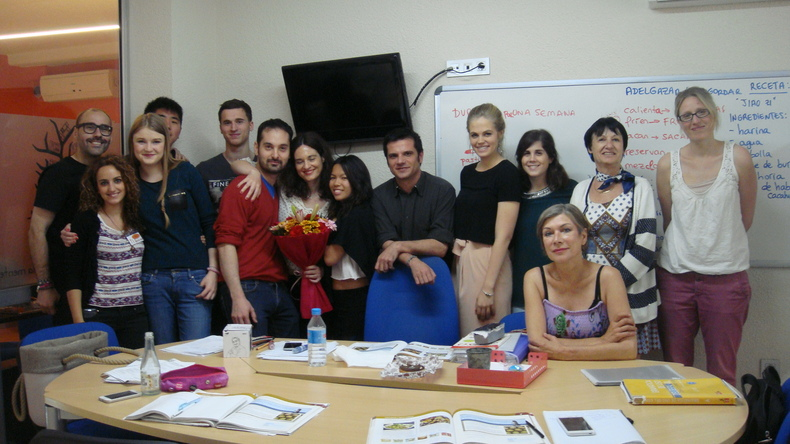 Instituto Hispanico de Murcia class