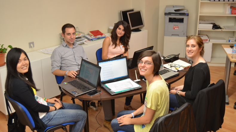 Instituto Hispanico de Murcia study group