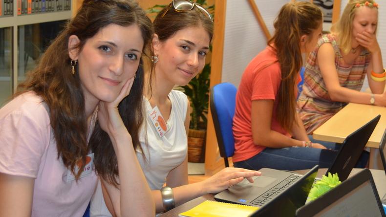 Studying at Instituto Hispanico de Murcia