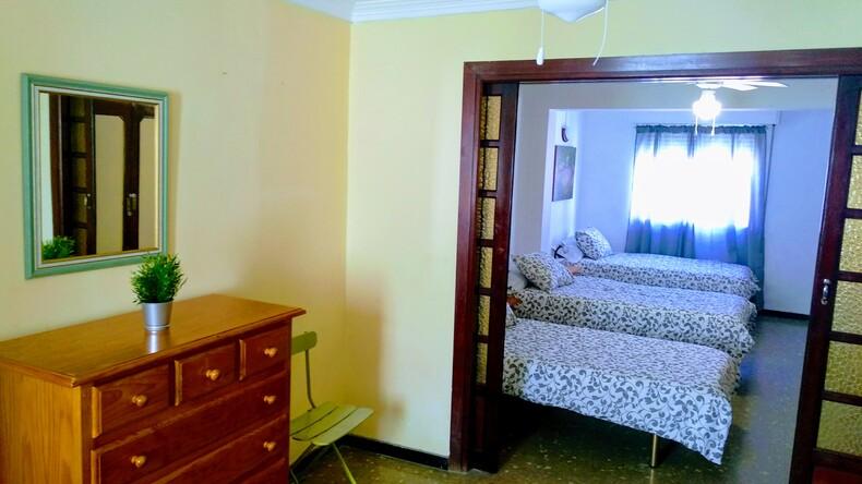 Residence triple room